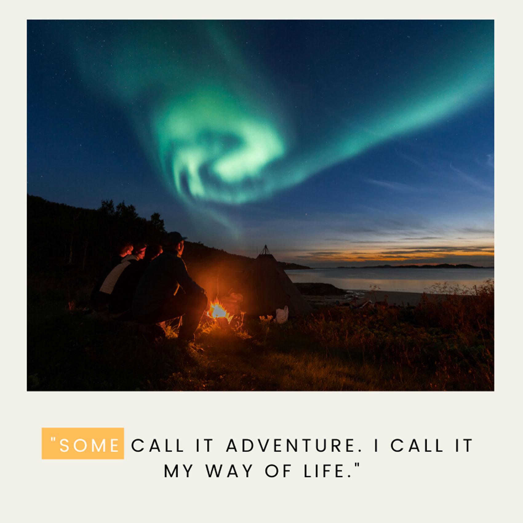 actieve avontuurlijke reizen