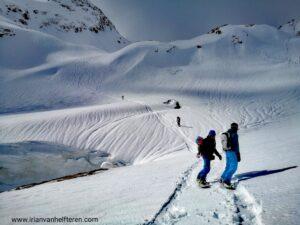 freeride camp Oostenrijk The Wildlinger safety avalanche technique