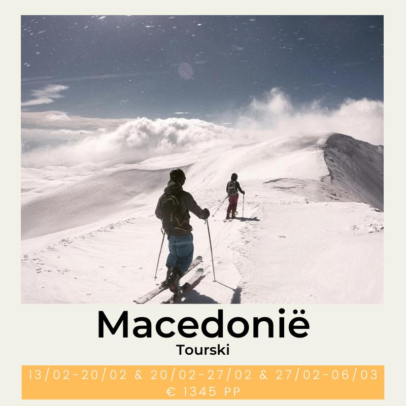 Macedonië Tourski The Wildlinger