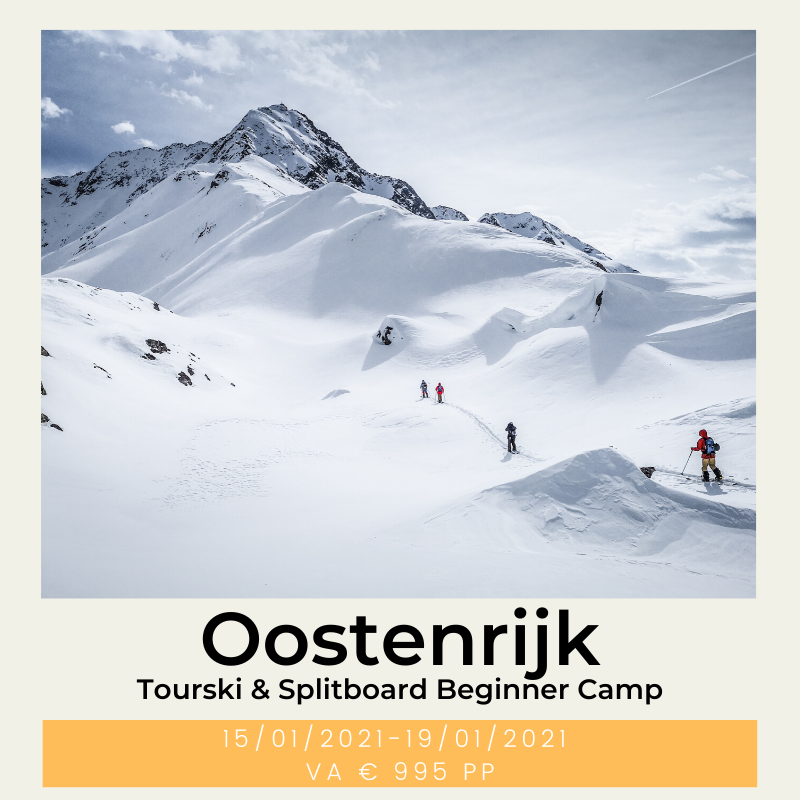 tourski toerski splitboard beginner camp oostenrijk the wildlinger