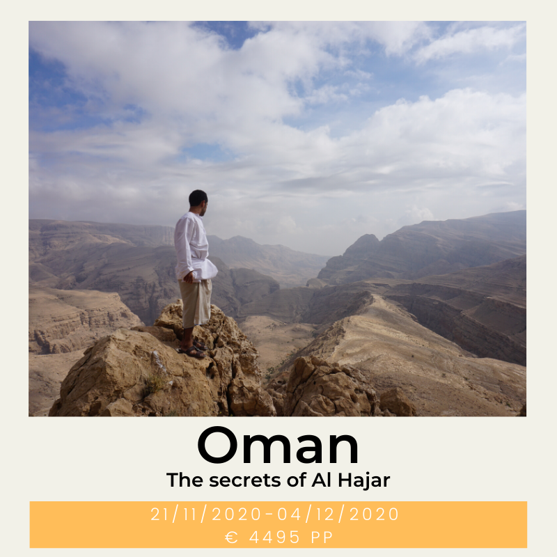 Oman The secrets of Al Hajar rondreis