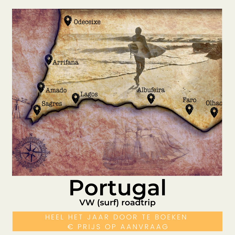 Portugal VW Surfroadtrip
