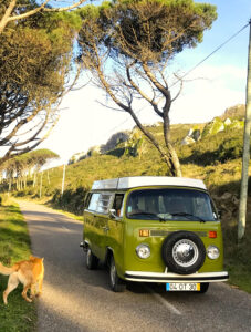 VW surfroadtrip Portugal The Wildlinger