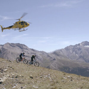 Helibike Enduro Mountainbike E-Mountainbike Spanje The Wildlinger Ainsa downhill