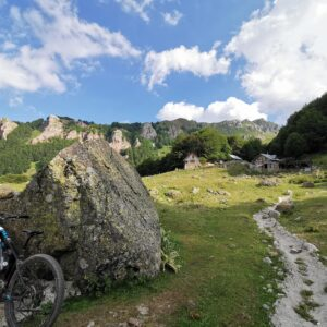 Mountainbike E-Mountainbike Noord-Macedonië The Wildlinger