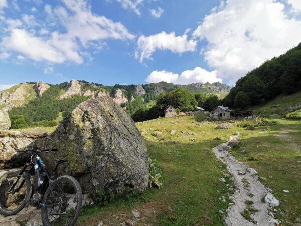 Mountainbike E-Mountainbike Noord-Macedonië The Wildlinger