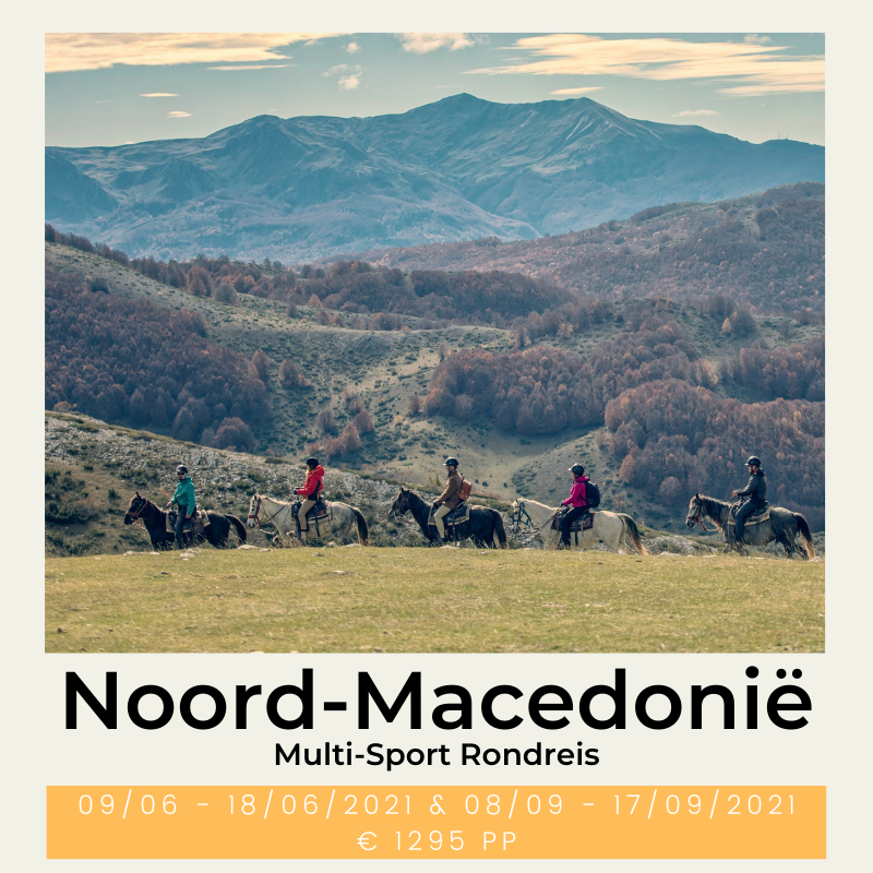 Noord-Macedonië Multi-Sport Adventure The Wildlinger