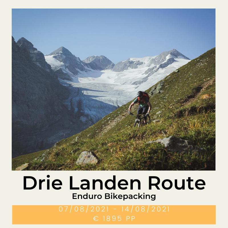 Enduro Bikepacking Drie Landen Route The Wildlinger Mountainbike