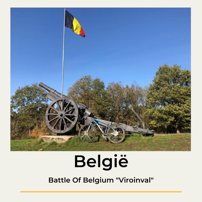 België Battle of Belgium Viroinval The Wildlinger