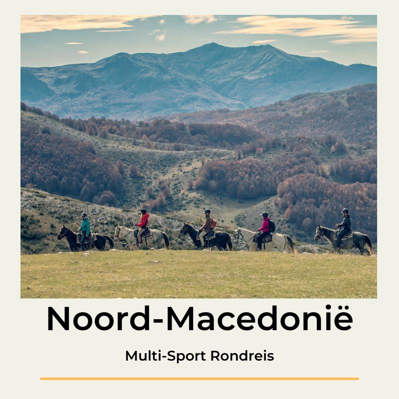 Noord-Macedonië Multi Sport Rondreis The Wildlinger