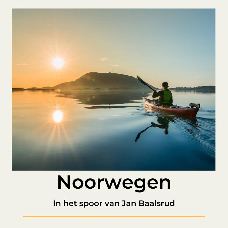 Noorwegen in het spoor van jan baalsrud the wildlinger
