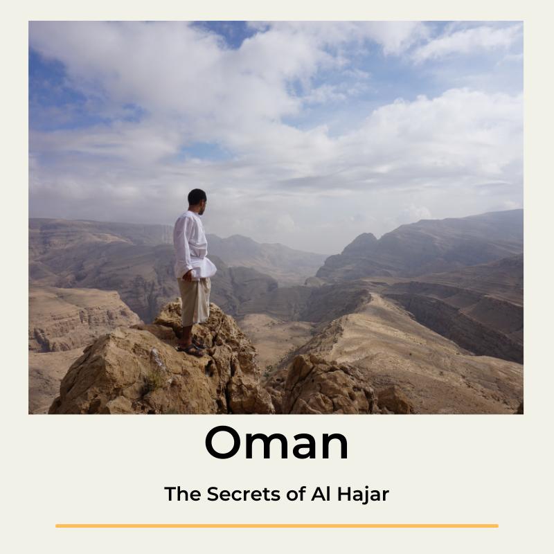 Oman The Secrets Of Al Hajar The Wildlinger
