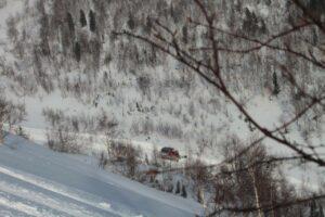 Catski Siberië freeride The Wildlinger Priiskovy