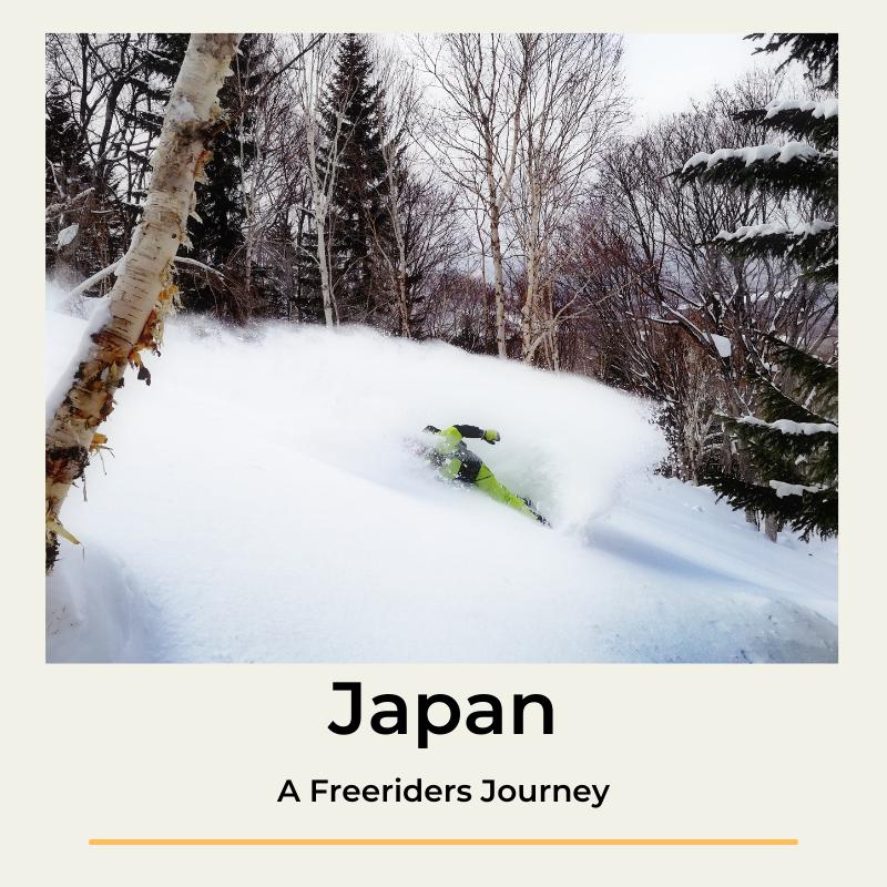 The Wildlinger Freeride Japan Hokkaido