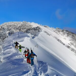 Splitboard Tourski Japan toerski The Wildlinger