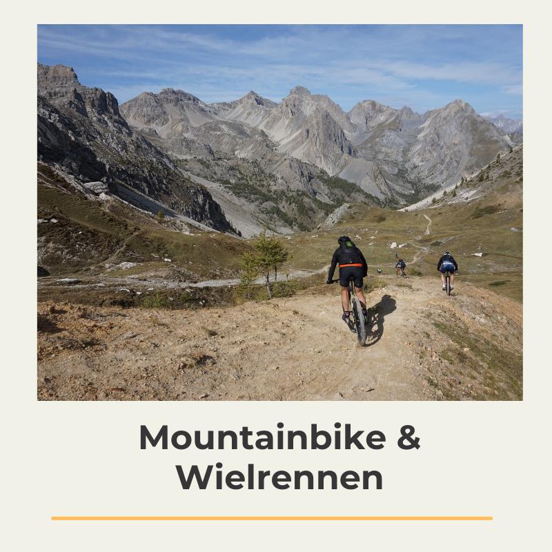 Mountainbike en Wielrennen The Wildlinger