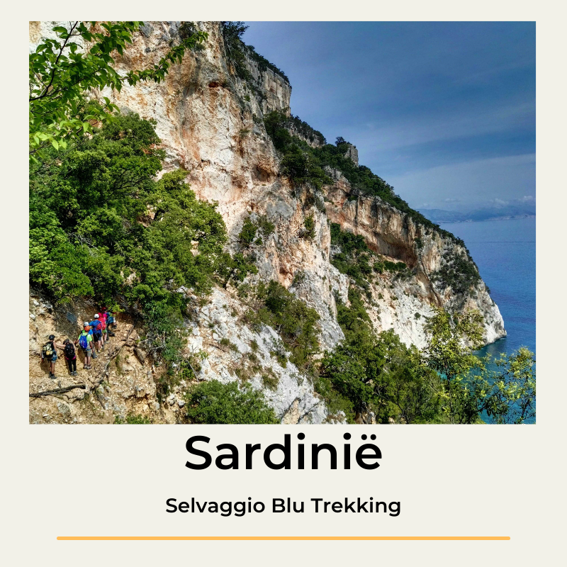 Sardinië Selvaggio Blu Trekking The Wildlinger