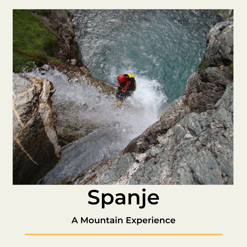 Spanje A mountain experience The Wildlinger