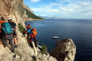 Sardinië Selvaggio Blu trekking Italië The Wildlinger